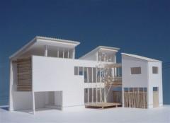 永森建築事務所模型