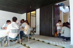 オープンハウス:「2階リビングの家」一日目6