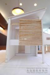 オープンハウス:「2階リビングの家」二日目2