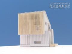 建築模型相生1