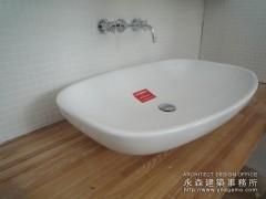 デザイン性の高い洗面ボール