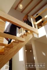 オープンハウス:「敷地を生かした家」一日目4