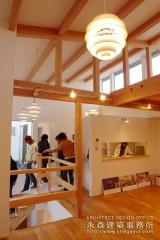 オープンハウス:「敷地を生かした家」二日目3