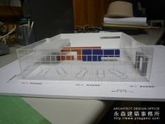 【2010新春企画】建築模型制作Part2 組み立て編1