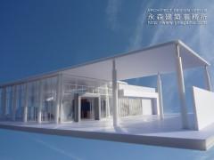 【2010新春企画】建築模型制作Part3 完成編1
