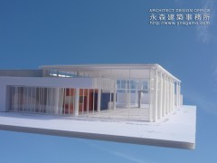 【2010新春企画】建築模型制作Part3 完成編2