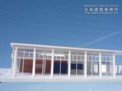 【2010新春企画】建築模型制作Part3 完成編3