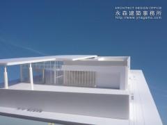 【2010新春企画】建築模型制作Part3 完成編4