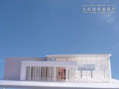 【2010新春企画】建築模型制作Part3 完成編6