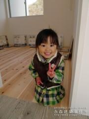 オープンハウス:「水面(みなも)を望む家」一日目4