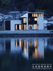 オープンハウス:「水面(みなも)を望む家」二日目1