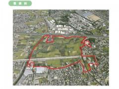 土地区画整理事業での新築計画1