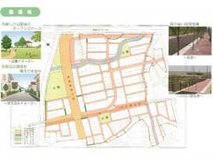 土地区画整理事業での新築計画2
