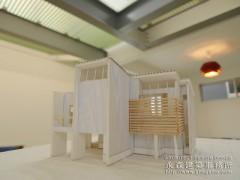 オープンハウス:「スキップフロア+片持ち階段の家」一日目2