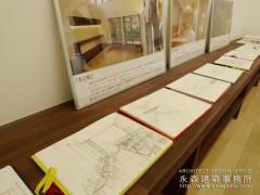 オープンハウス:「スキップフロア+片持ち階段の家」一日目4