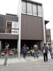 オープンハウス:「スキップフロア+片持ち階段の家」一日目5