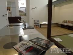 オープンハウス:「スキップフロア+片持ち階段の家」一日目6