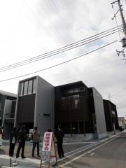 オープンハウス:「スキップフロア+片持ち階段の家」二日目1