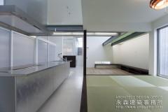 オープンハウス:「スキップフロア+片持ち階段の家」二日目4