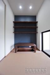 畳の書斎ができました!2