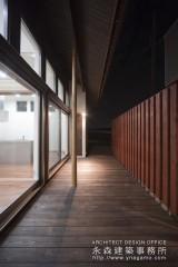 平屋で和モダンの家が完成しました。3