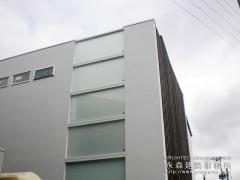 モダンな住宅が顔を見せました!4