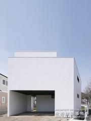オープンハウス:『シンプルな白い家』のお知らせ!
