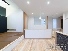 LDK+廊下の空間