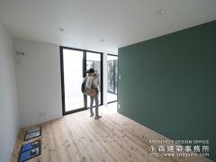 オープンハウス:『中庭をもつ平屋の家』3