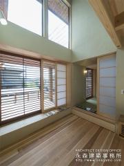 オープンハウス:『丘陵地に建つ和風住宅』一日目3