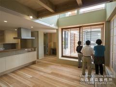 オープンハウス:『丘陵地に建つ和風住宅』一日目4
