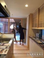 オープンハウス:『丘陵地に建つ和風住宅』二日目2