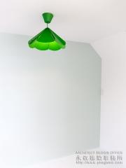 緑と淡い緑