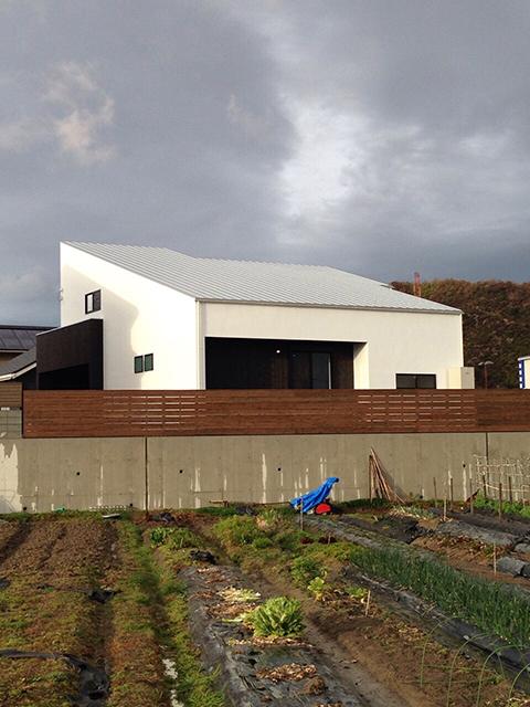 「セカンドリビングのあるスキップフロアの家」オープンハウス5