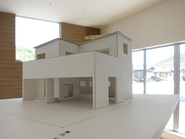建築模型!