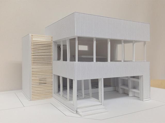 建築模型2