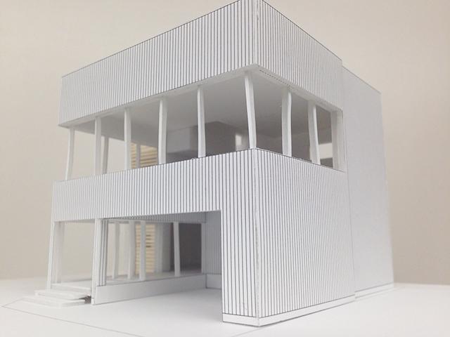 建築模型3