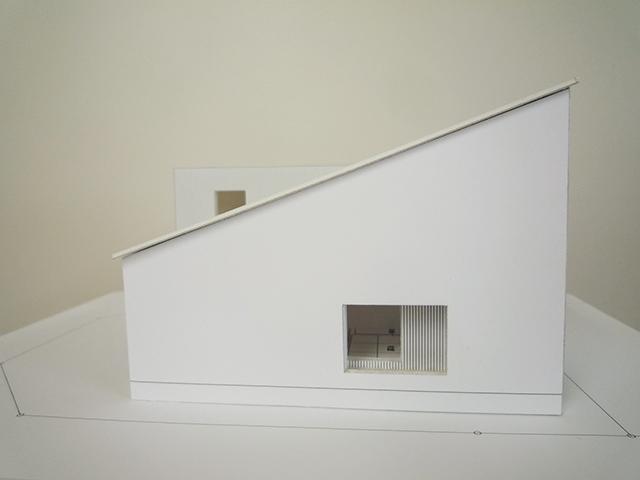 建築模型完成5