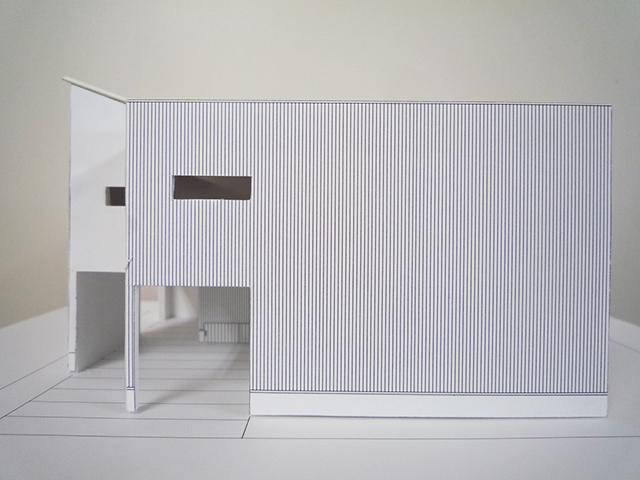 建築模型完成6