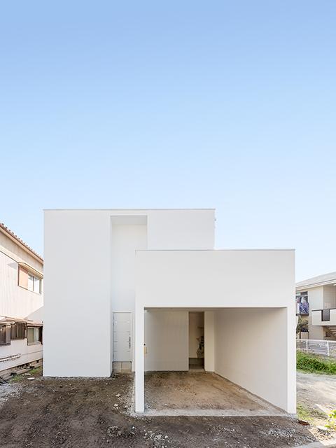 オープンハウス:『片流れ屋根の白い家』のお知らせ!