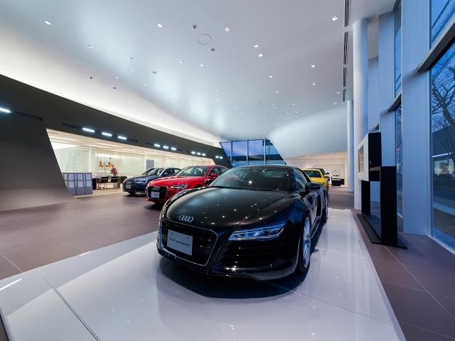 『Audi神戸西』明日グランドオープン!
