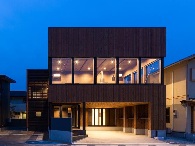 お店のような雰囲気の家が完成!2