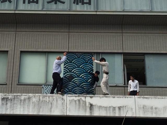ファサード現場打ち合わせ4-3