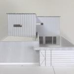建築模型完成1