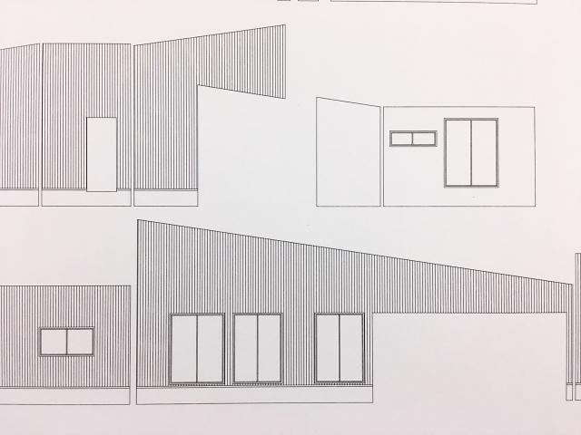 建築模型作り!1