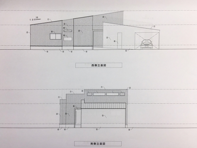 建築模型作り!2
