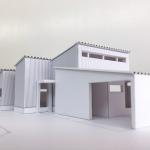 建築模型内観