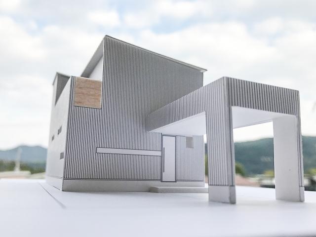 建築模型!1