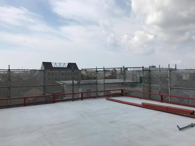 見晴らしのいい屋上