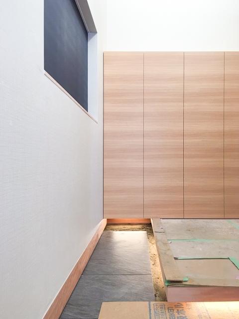 拘りの玄関空間2